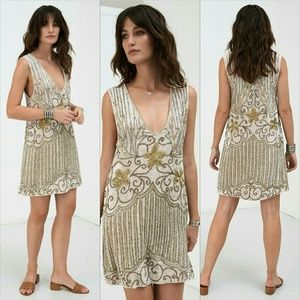 bc846245 Spell & The Gypsy Collective Dresses - New spell designs elsa sequin dress  eggnog S gold